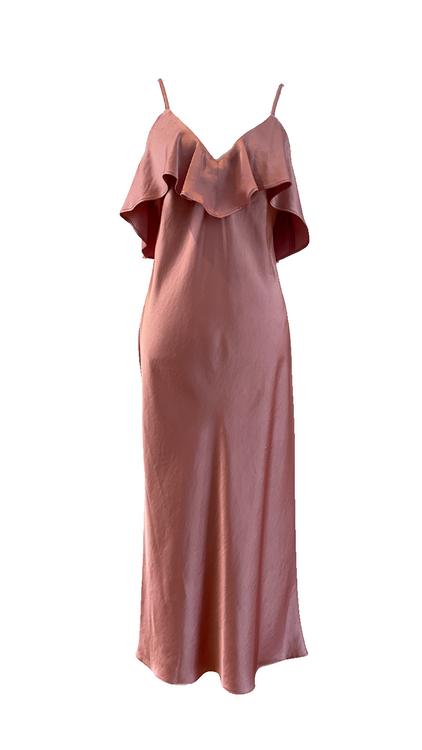 shona joy pink summer dress